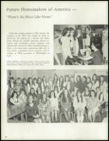 1972 Shikellamy High School Yearbook Page 46 & 47