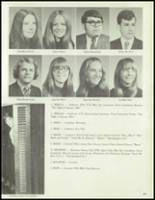 1972 Shikellamy High School Yearbook Page 154 & 155