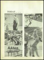 1973 Evadale High School Yearbook Page 14 & 15