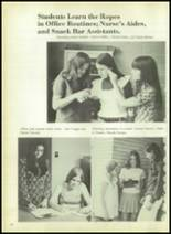 1973 Evadale High School Yearbook Page 20 & 21