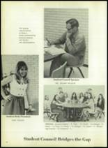 1973 Evadale High School Yearbook Page 22 & 23