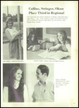 1973 Evadale High School Yearbook Page 24 & 25