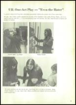 1973 Evadale High School Yearbook Page 28 & 29