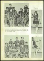 1973 Evadale High School Yearbook Page 30 & 31
