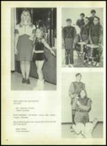 1973 Evadale High School Yearbook Page 32 & 33