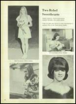 1973 Evadale High School Yearbook Page 34 & 35