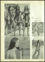 1973 Evadale High School Yearbook Page 36 & 37