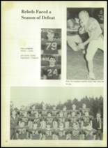 1973 Evadale High School Yearbook Page 42 & 43