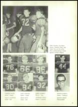 1973 Evadale High School Yearbook Page 44 & 45