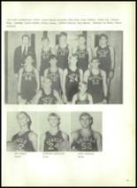 1973 Evadale High School Yearbook Page 46 & 47