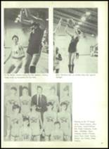 1973 Evadale High School Yearbook Page 48 & 49