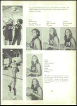 1973 Evadale High School Yearbook Page 50 & 51