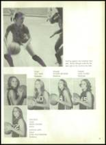 1973 Evadale High School Yearbook Page 52 & 53