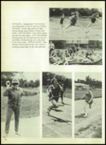 1973 Evadale High School Yearbook Page 54 & 55