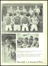 1973 Evadale High School Yearbook Page 56 & 57