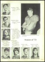 1973 Evadale High School Yearbook Page 60 & 61