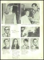 1973 Evadale High School Yearbook Page 62 & 63