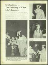 1973 Evadale High School Yearbook Page 64 & 65