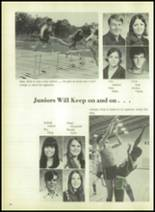 1973 Evadale High School Yearbook Page 66 & 67