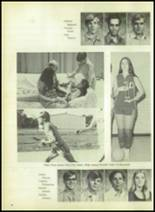 1973 Evadale High School Yearbook Page 68 & 69