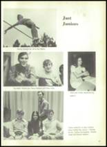 1973 Evadale High School Yearbook Page 70 & 71