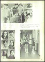 1973 Evadale High School Yearbook Page 72 & 73