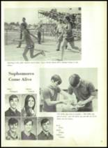1973 Evadale High School Yearbook Page 74 & 75