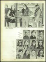 1973 Evadale High School Yearbook Page 76 & 77