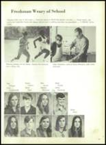 1973 Evadale High School Yearbook Page 78 & 79
