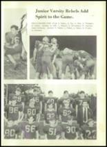 1973 Evadale High School Yearbook Page 80 & 81