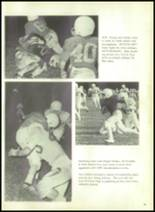 1973 Evadale High School Yearbook Page 82 & 83