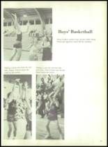 1973 Evadale High School Yearbook Page 84 & 85