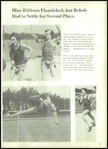 1973 Evadale High School Yearbook Page 86 & 87