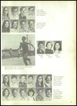 1973 Evadale High School Yearbook Page 88 & 89