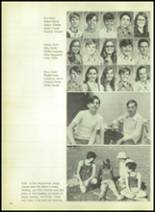 1973 Evadale High School Yearbook Page 90 & 91
