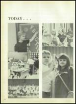 1973 Evadale High School Yearbook Page 94 & 95