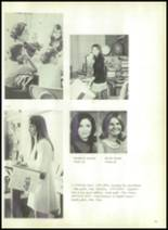 1973 Evadale High School Yearbook Page 98 & 99