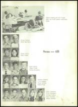 1973 Evadale High School Yearbook Page 104 & 105