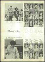 1973 Evadale High School Yearbook Page 108 & 109