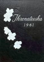 1961 Yearbook Albany High School