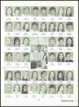 1973 Mira Loma High School Yearbook Page 38 & 39