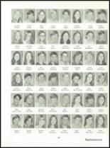 1973 Mira Loma High School Yearbook Page 42 & 43