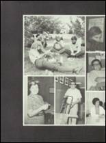 1973 Mira Loma High School Yearbook Page 108 & 109