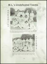 1973 Mira Loma High School Yearbook Page 166 & 167