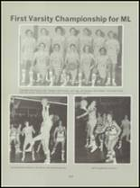 1973 Mira Loma High School Yearbook Page 168 & 169