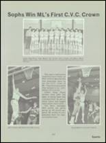 1973 Mira Loma High School Yearbook Page 170 & 171