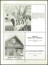 1973 Mira Loma High School Yearbook Page 244 & 245