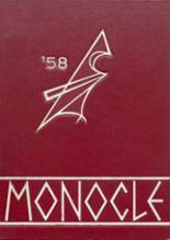 1958 Yearbook Chippewa Falls High School