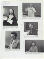 1966 St. Mary Central High School Yearbook Page 12 & 13