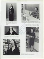 1966 St. Mary Central High School Yearbook Page 14 & 15